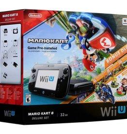 Nintendo Nintendo Wii U Mario Kart 8 Deluxe Set