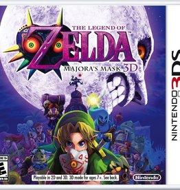 Nintendo 3DS The Legend Of Zelda Majoras Mask 3D