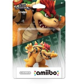 Nintendo WIIUACC AMIIBO BOWSER