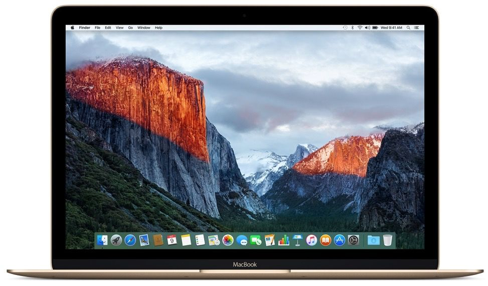 "Apple MLHF2LL/A Macbook 12"" 1.2/DC/8GB/512GB - Gold"