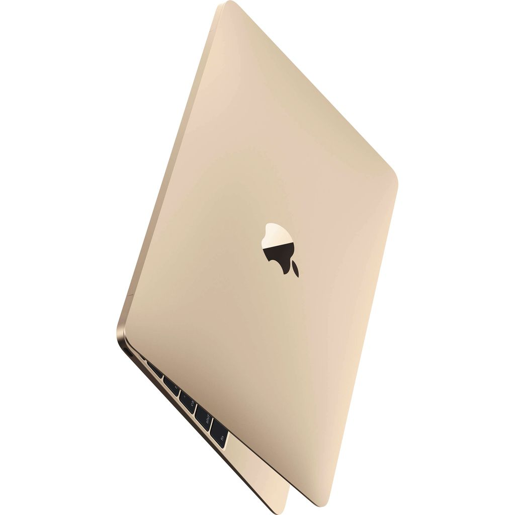 "Apple MK4M2LL/A Macbook 12"" 256GB Gold"