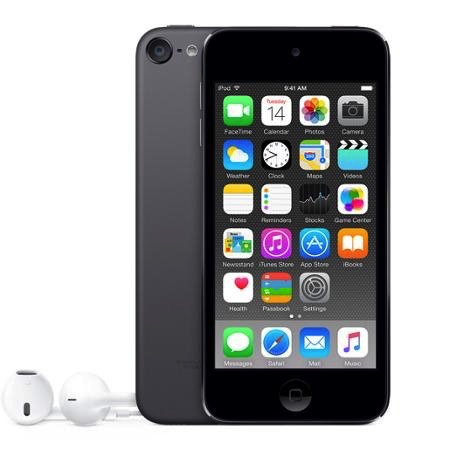 Apple MKH62LL/A iPod Touch 16GB Space Gray