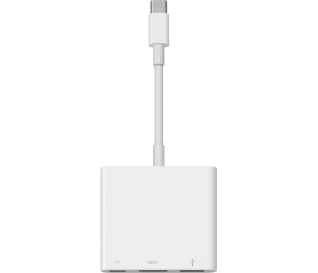 Apple MJ1K2AM/A USB-C Digital A/V Multiport Adapter