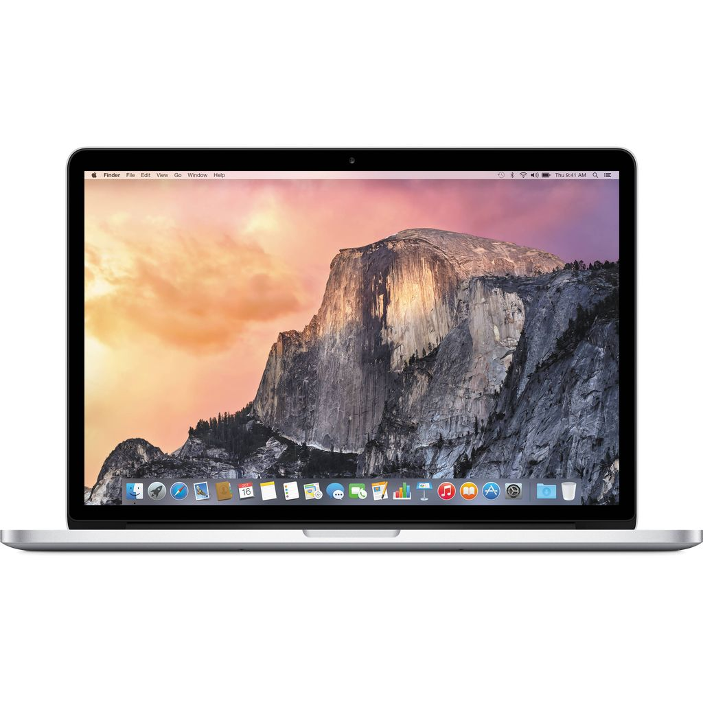 "Apple MJLT2LL/A Macbook Pro w/ Retina 15""  i7/2.5ghz/16GB/512GB"