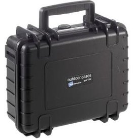 B&W International Type 1000 GoPro Case Black