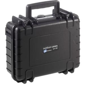 B&W International Type 1000 GoPro Case Black