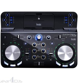 Hercules Hercules DJ Control Wave Wireless DJ Controller for iPad