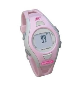 Skechers SKECHERS GO WALK SK2 Classic Strapless Heart Rate Monitor with Calorie Counter (Ladies'; Pink)