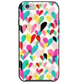 Kate Spade New York Kate Spade Hybrid Hardshell Case for iPhone 6- Hearts