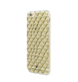 Trina Turk Trina Turk Translucent Case for iPhone 6/6S - Triangle Gold