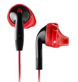 Yurbuds YurBuds Sport Earphones w/ Cloth Cord Red/Black