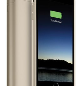 Mophie Mophie Juice Pack Gold Rechargeable External Battery case for iPhone 6 Plus