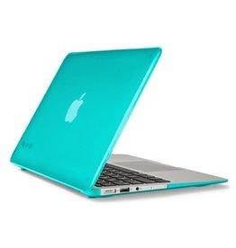 "Speck Speck Macbook Air 13"" Seethru Turquiose Blue"