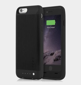 Incipio Incipio Ghost Wireless Charging Case with Qi for iPhone 6 - Black Brushed