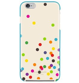 Kate Spade New York Kate Spade Hardshell Case for IPH6+ Confetti Dot Multi