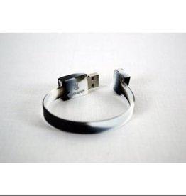 OnHand On Hand 16GB USB Wristband Black Magic