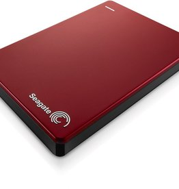 Seagate Seagate Backup Plus Slim 1TB Red