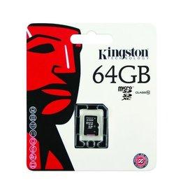 Kingston Kingston 64GB Micro SD Card
