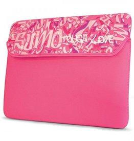 Sumo Sumo Graffiti Sleeve - 13 Pink