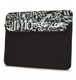 Sumo Sumo Graffiti Sleeve - 13 Black