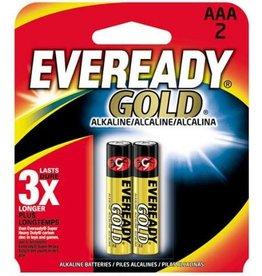 Eveready Eveready 2 AAA Batteries