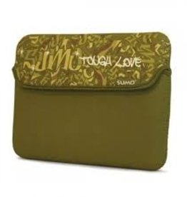 Sumo Sumo Graffiti iPad Sleeve (Green)