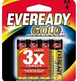 Eveready AA 4PK Eveready Alkln
