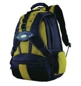 Mobile Edge MOBILE EDGE MEBPP4 17.3 Premium Notebook Backpack (Yellow/Black)