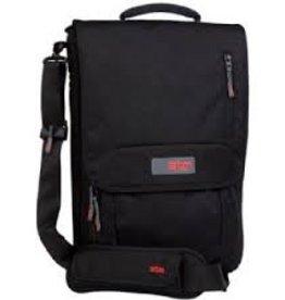 """STM STM 15"""" Vertical Laptop Shoulder Bag Black"""