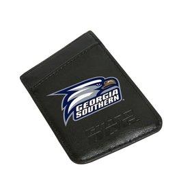 US Digital Custom Logo Logo Card Keeper Leather Phone Wallet