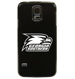 US Digital Custom Logo Logo Aluminum Phone Case for Samsung Galaxy S6 - Black