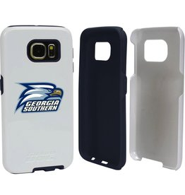 US Digital Custom Logo Logo Hybrid Phone Case for Samsung Galaxy S6 - White