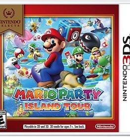 Nintendo 3DS: Mario Party - Island Tour
