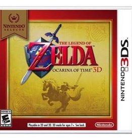 Nintendo 3DS: The Legend of Zelda - Ocarina of Time 3D