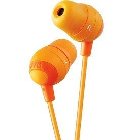 JVC JVC Marshmallow Earbuds - Orange