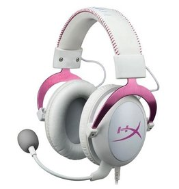 HyperX HyperX Cloud II Gaming Headset - Pink