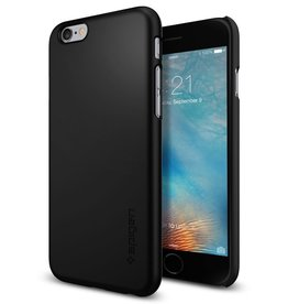 Spigen Spigen iPhone 6S Thin Fit Case - Black