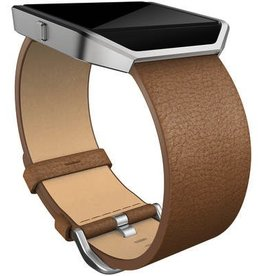 Fitbit Fitbit Blaze Leather Band - Camel Small
