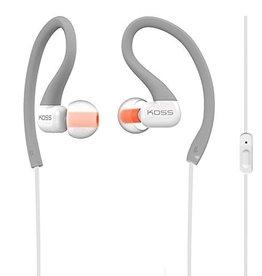 Koss Koss Sport Clip Earbuds - Gray