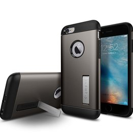 Spigen Spigen iPhone 6/6s Slim Armor Case - Gunmetal