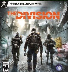 Microsoft XBox One: Tom Clancy's The Division Day One