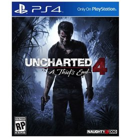 Sony PS4: Uncharted 4 - A Thiefs End