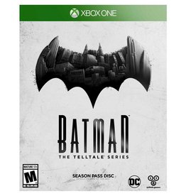 Microsoft XBox One: Batman - The TellTale Series