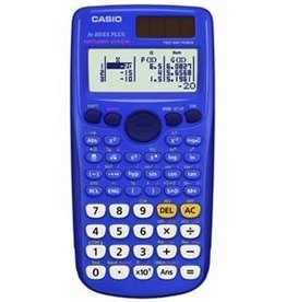Casio Casio FX-300ES Plus Scientific Calculator - Blue