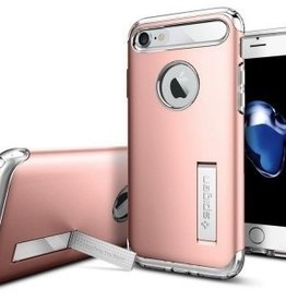 Spigen Spigen Slim Armor iPhone 7 Case - Rose Gold