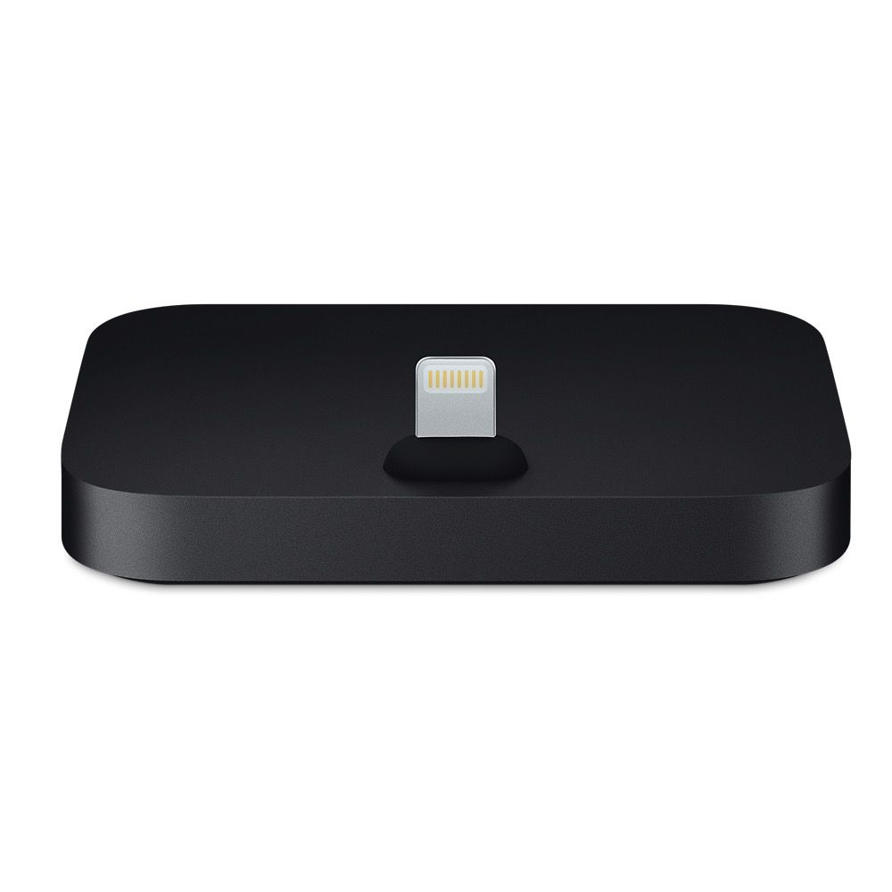 Apple MNN62AM/A iPhone Lightning Dock - Black