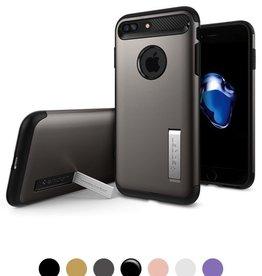 Spigen Spigen Slim Armor Case for iPhone 7 Plus - Gunmetal