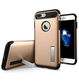 Spigen Spigen Slim Armor Case for iPhone 7 Plus - Gold