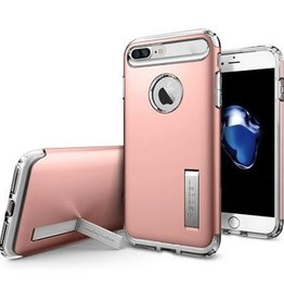 Spigen Spigen Slim Armor Case for iPhone 7 Plus - Rose Gold