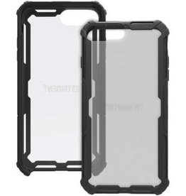 Trident Trident Dual Case for iPhone 7 Plus- Clear/Black